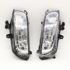 1Pair Front Halogen Fog Light Driving Lamp For AUDI A8 D3 Quattro 2008-10 -NEW