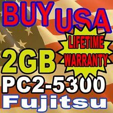 2GB Fujitsu LifeBook A3110 A3120 A3210 A6010 MEMORY RAM