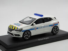 RENAULT MEGANE 2016 Polizei Police Municipale France 1 43 NOREV 517724