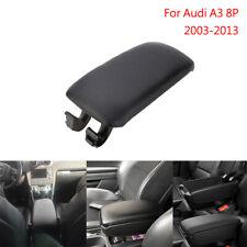 PU Centrale Console Accoudoir de Couvercle Cap Cuir pour Audi A3 8P 2003-20123