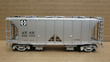 Pecos River Brass 2601 Santa Fe 34' Covered Hopper Ga-45 Painted MIB HO Scale