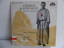 Charles de Foucault avec JEAN DESAILLY FRANCOISE KANEL ..PM 30103