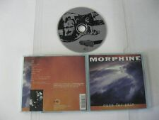 Morphine cure for panic - CD Compact Disc