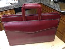 Kirk Leather Products Briefcase