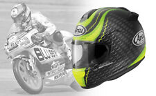 ARAI HELMET Crutchlow Frost Vector-2  Part # 09-8486 / Large