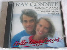 CD RAY CONNIFF - HIS ORCHESTRA & CHORUS - HELLO YOUNG LOVERS