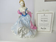 ROYAL DOULTON THE DANCE.HN 4553.I.C.C.2004. EXCELENT CONDITION, WITH BOX.