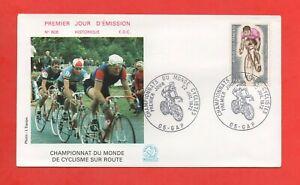 FDC 1972 - Championnat du Monde de cyclisme sur route  (1380)