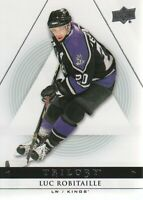 2013-14 Upper Deck Trilogy Hockey #49 Luc Robitaille Los Angeles Kings