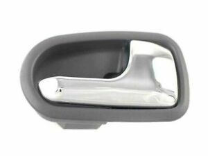 For Mazda 626 Protege 93-03 Front Rear Inner Door Handle Chrome and Gray Right
