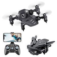 4 Advanced GPS Drone Quadcopter Remote Control Camera HD Camera 1080P USB W/ Bag