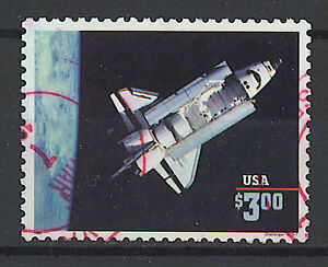 Scott #2544 Used Single, Priority Mail Space Shuttle Challenger