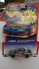 Hotwheels Racing K B Toys Nascar Barbie Stock Car Special Edition 1/64 Scale