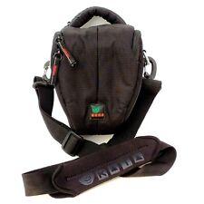 Kata DH-423 DH423 Universal DSLR Camera & Lens Protect Bag Black V-Shaped +Strap