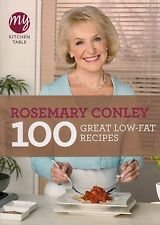 My Kitchen Table 100 Great Low-Fat Recipes by Rosemary Conley (Paperback, 2011)