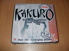 Kakuro Puzzle Game **NEW & SEALED**