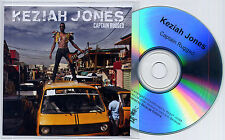 KEZIAH JONES Captain Rugged UK 11-trk promo test CD