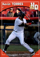 2016 High Desert Mavericks Grandstand #28 Kevin Torres Puerto Rico Baseball Card