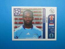 Panini Champions League 2011-12 n.244 Vermeer Ajax