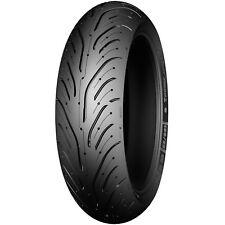 Michelin 75390 Motorcycle Tire Pilot Road 4 180/55ZR17 BW 73W TL Rear
