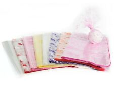 Wrapping Sheets Cello Cellophane Plastic Sheets Bath Bomb Wraps For Small Gifts