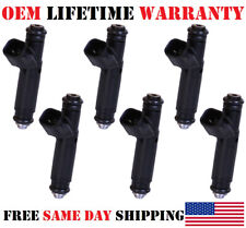 6/Pack OEM Siemens Fuel Injectors for 2002-2003-2004 Ford Mustang  3.8/3.9L V6