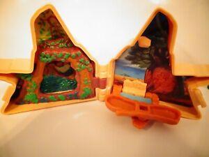 LION KING Micro Polly Pocket Playset Vintage Pride Rock Play Set