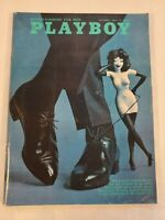 Playboy Magazine Back Issue October 1967 ~ Playmate Reagan Wilson Jim Garrison