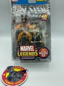 Wolverine Marvel Legends Series VI Action Figure Still in Package