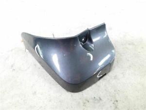 14-15 Infiniti QX60 OEM Grey Rear Left Driver Mud Guard