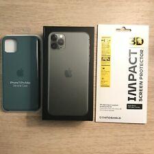 Apple iPhone 11 Pro Max - 256Go - Vert nuit (Désimlocké) A2218 (CDMA + GSM)