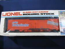 1973 Lionel 6-9858 Butterfinger Billboard Reefer L3216