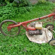 AS Hochgrasmäher Rasenmäher funktionstüchtig gebraucht für Bastler