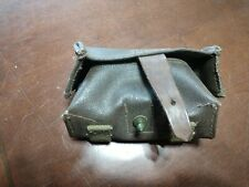 E USSR Soviet Russian SKS original Leather kirza ammo pouch NEW military