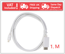 Genuine Original Apple Mini DisplayPort Thunderbolt to Adapter Cable