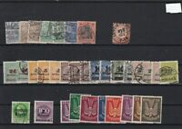 germany mint never hinged and used stamps ref r11201
