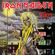 Iron Maiden ‎– Killers (Remastered) CD NEW