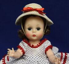 Madame Alexander-kins Bkw Brunette up-do Doll Precious