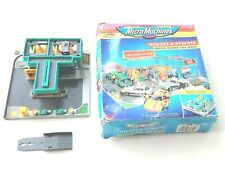 Vintage 1994 Galoob - Micro Machines - Hiways and Byways ~ CAR WASH ~ Boxed