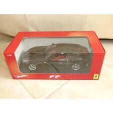 1/18 Hot Wheels Ferrari FF Noir X5526