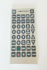 Emerson Jumbo Universal Remote Control Large Soft Touch Buttons. Clean/Excellent