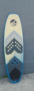 "CABRINHA X-BREED FOIL HYBRID KITE BOARD SURFBOARD 5'3"" X 18.5"" X 2.04"""