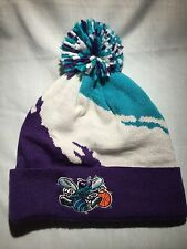 Mitchell And Ness Charlotte Hornets Beanie NBA APPAREL