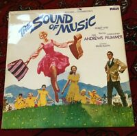 RODGERS AND HAMMERSTEIN - The Sound Of Music (1965) Vinyl LP (SB6616) Soundtrack