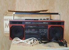 SOVIET BOOMBOX VESNA M 212C-4 SPRING M 212S-4 Cassette Recorder Vintage USSR