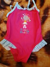 Lovely Girls Mothercare Upsy Daisy Swimming Costume Age 18-24 Months