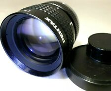 PENTAX TV LENS 50mm f1.4 C-Mount screw in 25.4mm mount 1:1.4 Free shipping USA