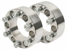 "Toyota Aluminum Wheel Spacer Kit 2"" Thick 6 x 5.5"" Pattern"