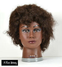 Professional Real Hair Manikin #Carolin