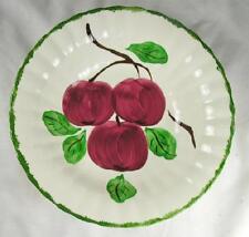 "Blue Ridge Big Apple 9.1/4"" Round Vegetable Bowl MINT"